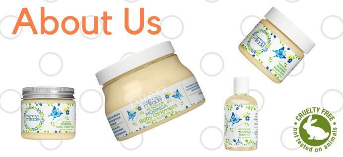 All Natural Baby Skincare