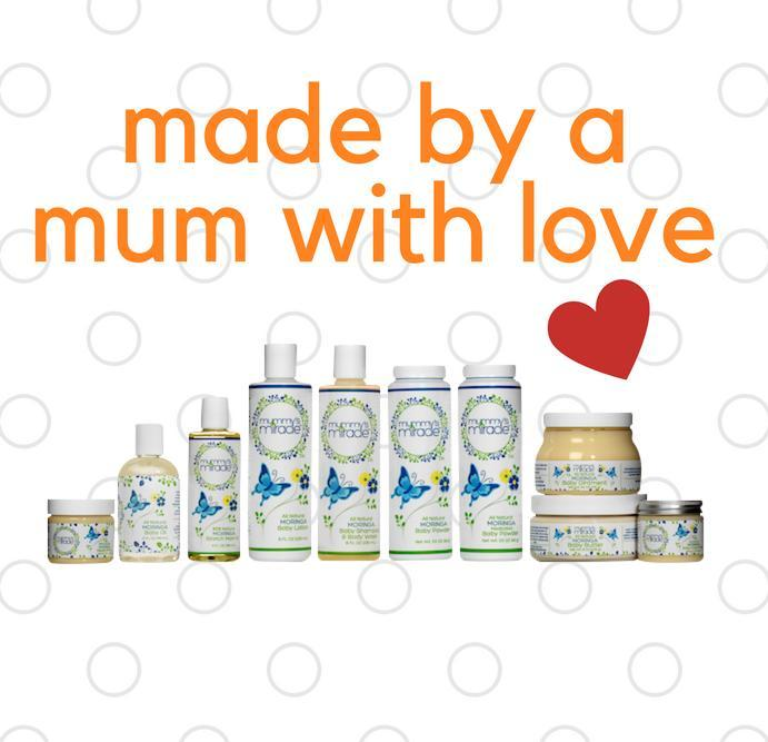 All Natural Skincare for Baby's Sensitive Skin