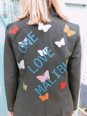 One Love Malibu Custom Blazer