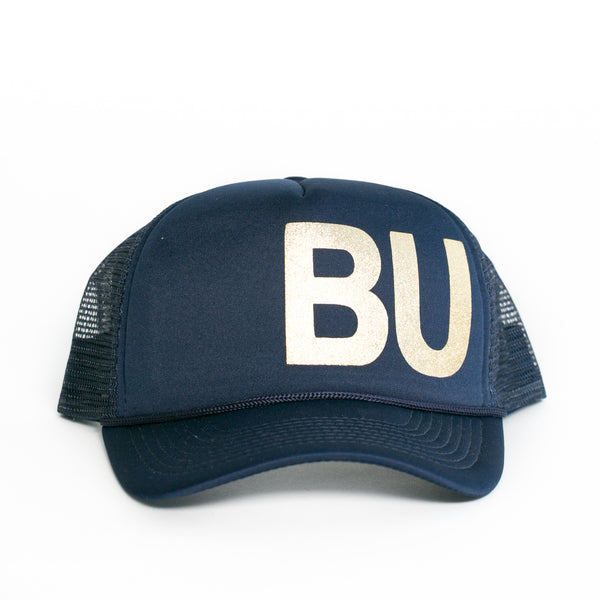 Fancy Lids BU Trucker Hat (All Colors)