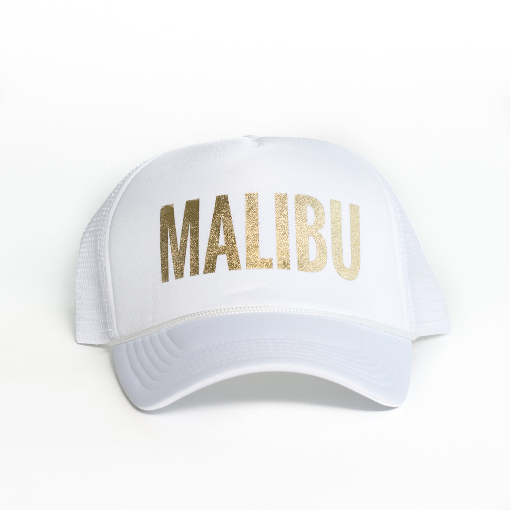 Fancy Lids MALIBU Trucker Hat