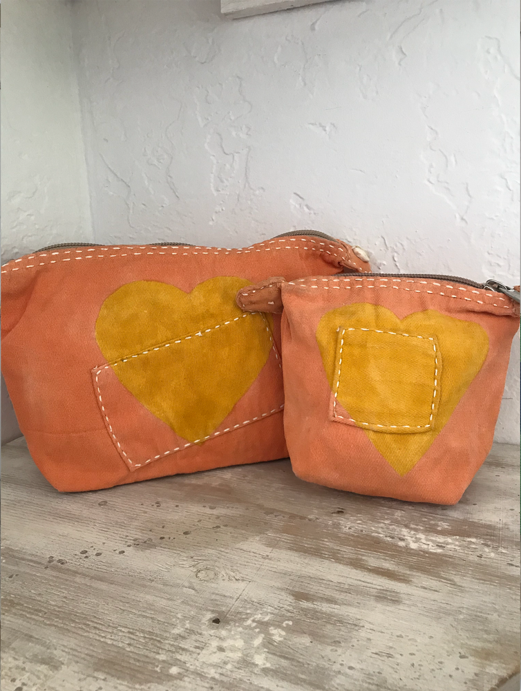Wash Bags made by Ali Lamu