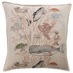 Coral & Tusk Coral Forest Pillow