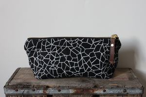 Oblong Pouch - Mica