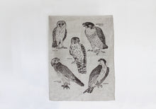 Load image into Gallery viewer, Tea Towel - Birds of Prey