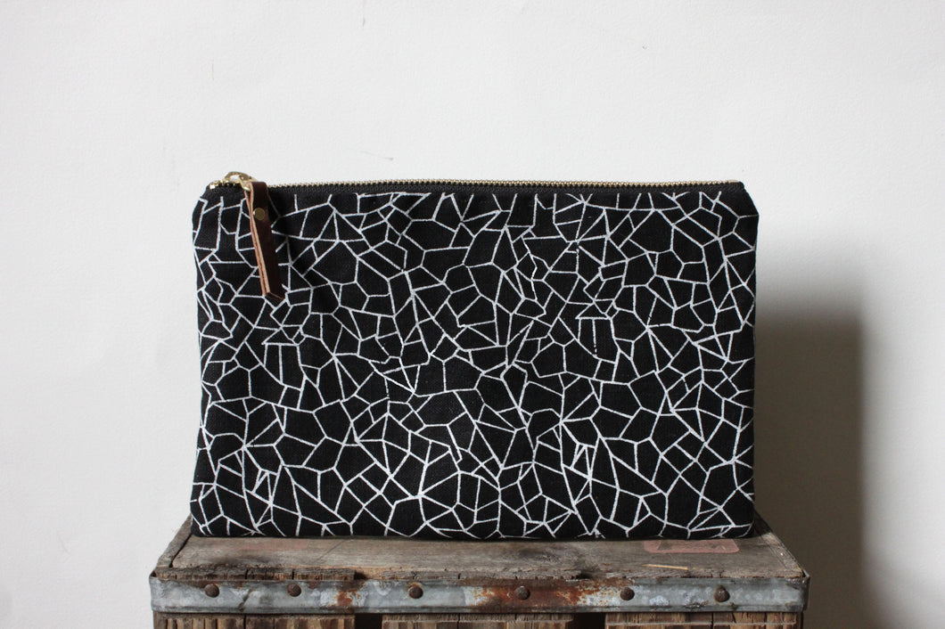Large Pouch - Mica