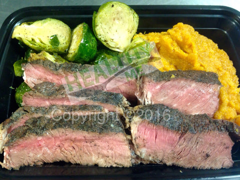 Build Your Own 6oz. Steak Meal