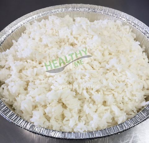 Basmati Rice (6 cups).