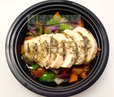 Paleo Italian Herb Chicken w/ Sweet Potato Medley