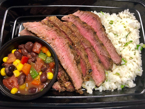 Southwestern Steak Fiesta