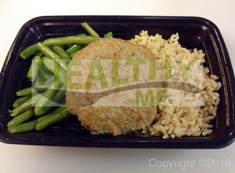 Build Your Own 4oz. Turkey Patty Meal
