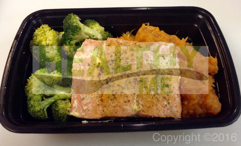 Build Your Own 6oz. Salmon Meal