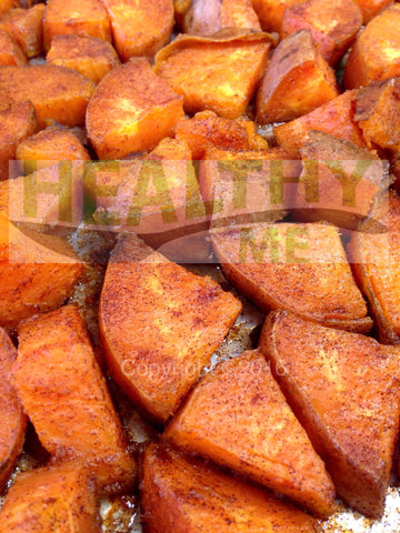 Roasted Sweet Potatoes by the Pound