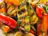 Balsamic Grilled Vegetable Platter