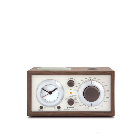 Tivoli Model Three Bluetooth Walnut/Beige
