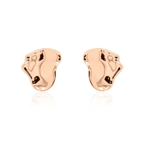 Linda Tahija Morph Earrings Rose Gold