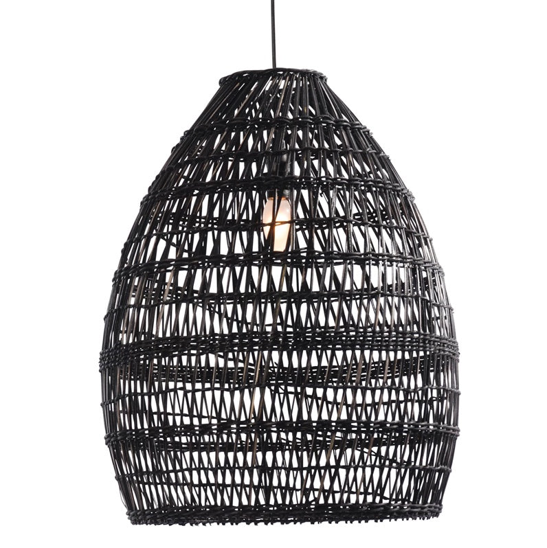 Firth Lamp L Blackwash