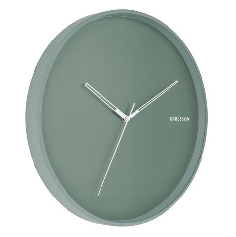 Karlsson clock Hue green