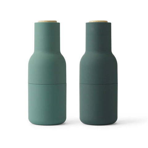 Menu Bottle Grinders Dark Green