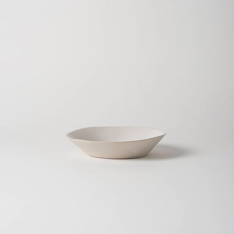 Finch Pasta Bowl White/Natural