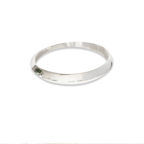 Jasmin Sparrow Bangle NO.2 Sterling Silver