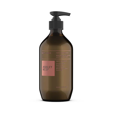 Ashley & Co Soft Locks Conditioner - Peppy & Lucent