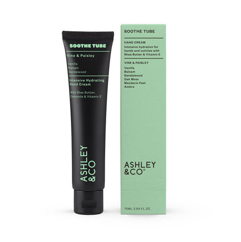 Soothe Tube Vine & Paisley