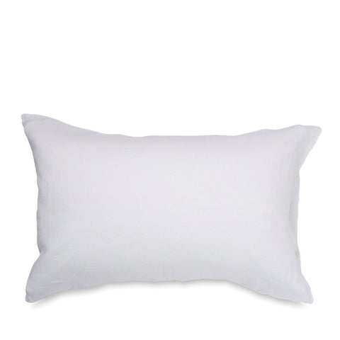 Citta Sove Linen Pillowcase Pair White