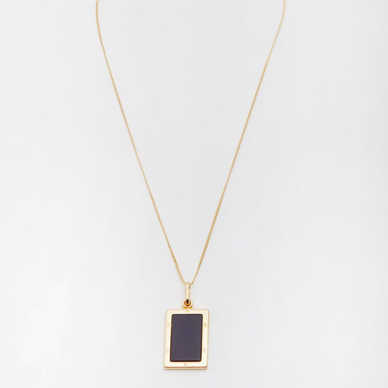 Reliquia Signet Necklace