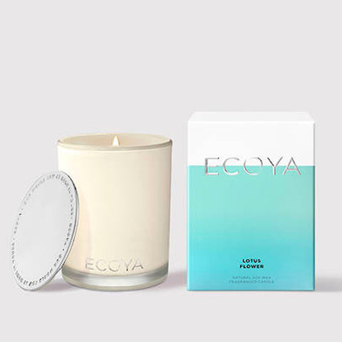 Ecoya Madison Jar Lotus Flower