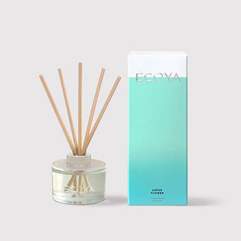 Ecoya Lotus Flower Mini Reed Diffuser