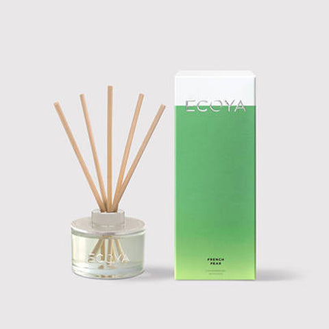 Ecoya French Pear Mini Reed Diffuser