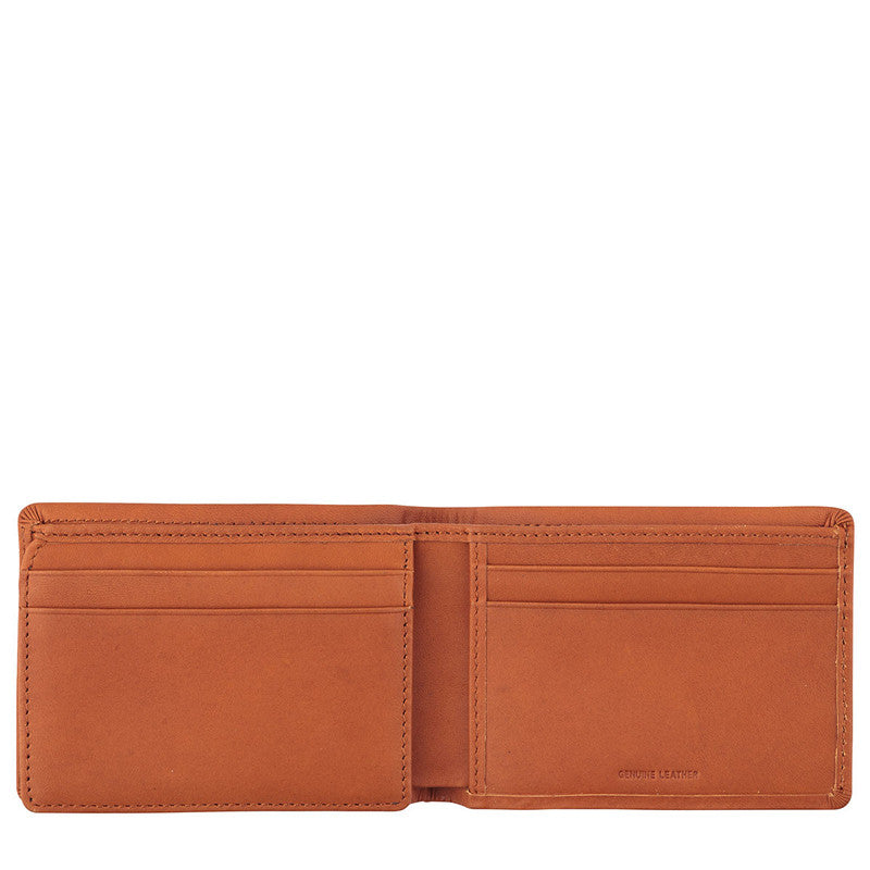 Status Anxiety Jonah Wallet Camel