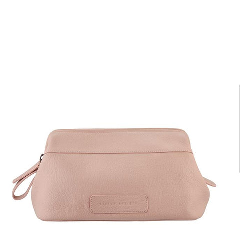 Status Anxiety Liability Toiletries Bag Dusty Pink