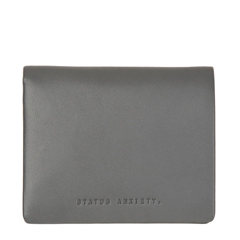 Status Anxiety Nathaniel Wallet Slate