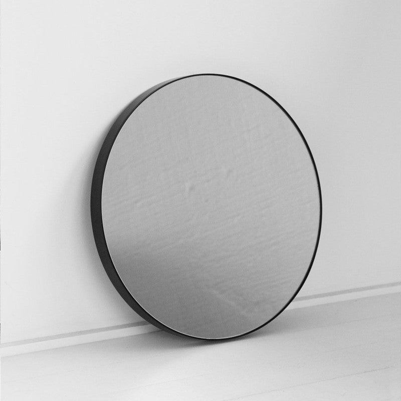 NED Black Frame Mirror