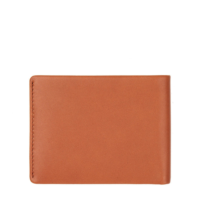 Status Anxiety Tobias Wallet Camel