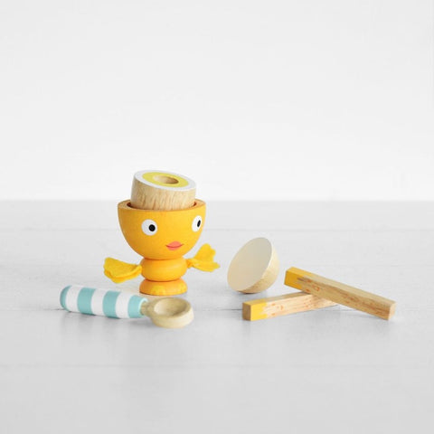 Egg Cup Set Chicky Chick
