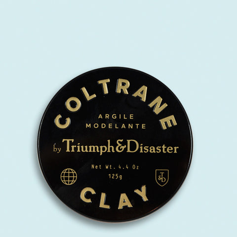 Triumph and Disaster Coltrane Clay 125g
