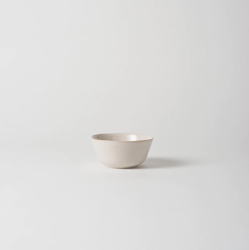 Citta Finch Cereal Bowl Small Natural/White