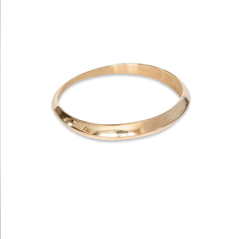 Jasmin Sparrow Bangle NO.2 Gold Plated Silver