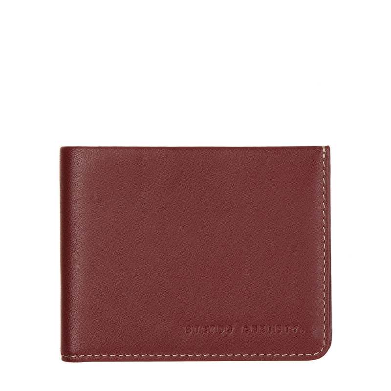 Status Anxiety Alfred Wallet Cognoc