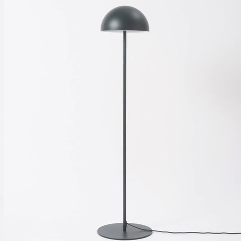 Citta Moon Floor Lamp Charcoal -