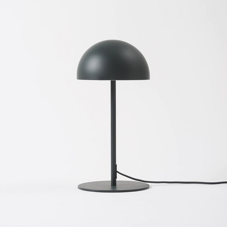 Citta Moon Table Lamp Charcoal