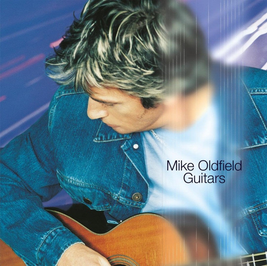 Mike Oldfield, Guitars