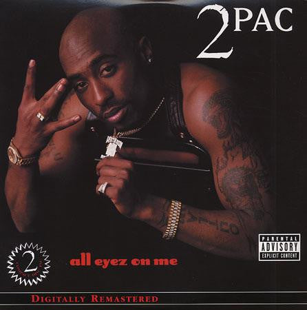 Special Order: 2Pac - All Eyez On Me 4LP