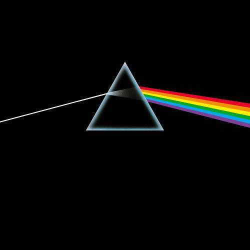 Pink Floyd, The Dark Side of the Moon LP