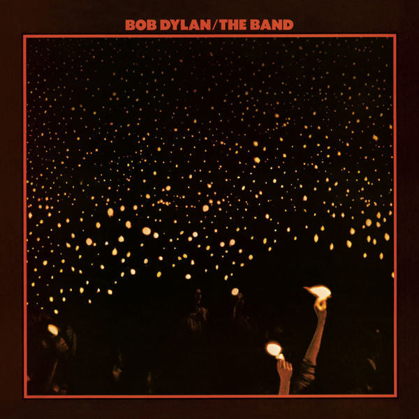 Bob Dylan / The Band, Before the Flood 2LP