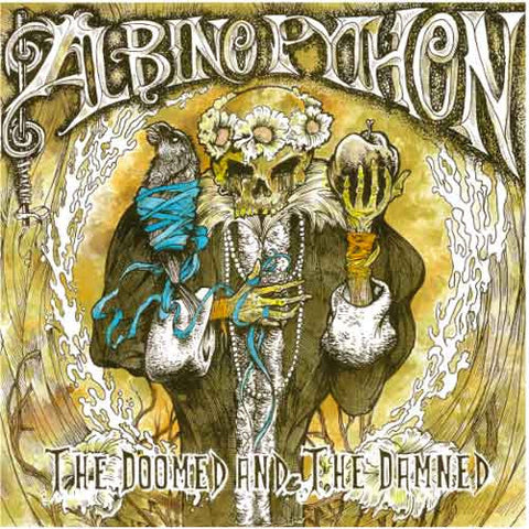 Albino Python, The Doomed And The Damned LP