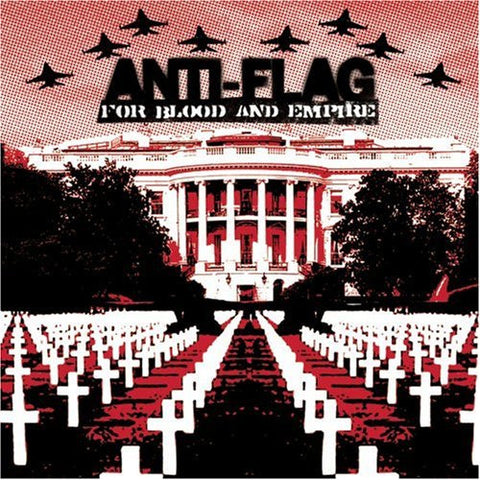 Anti-Flag, For Blood And Empire LP